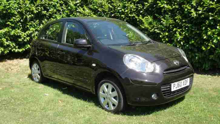 Nissan Micra 1.2. Nissan car from United Kingdom