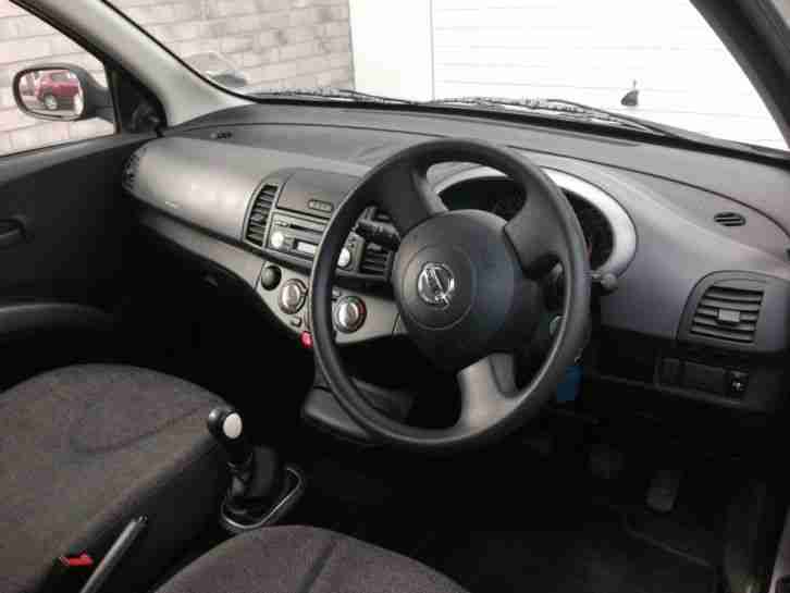 Nissan Micra 1.2s Urbis full service history (from main dealer) 75k