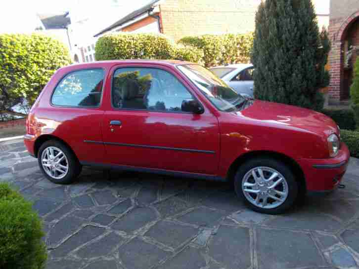 Nissan Micra Hatchback 1 2 Tekna 3 Dr Car For Sale