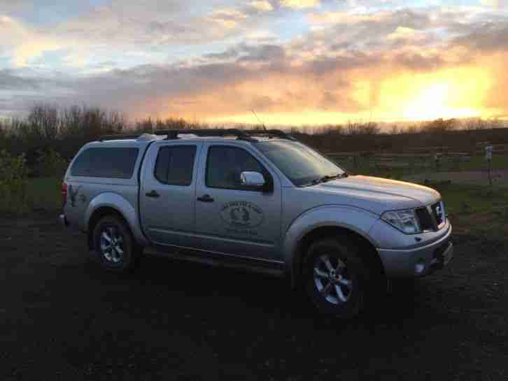 Nissan Navara. Nissan car from United Kingdom