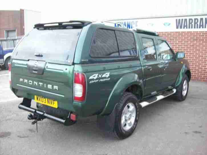 Nissan Navara Pick UP HARD BODY