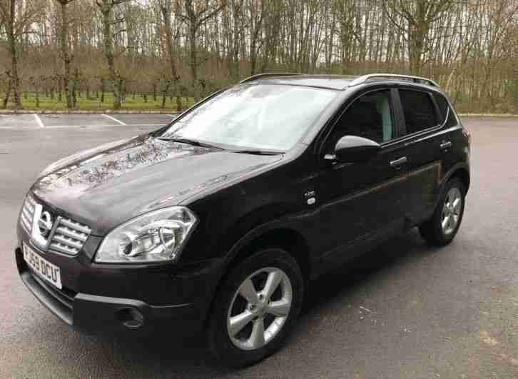 Nissan Qashqai 1.5. Nissan car from United Kingdom