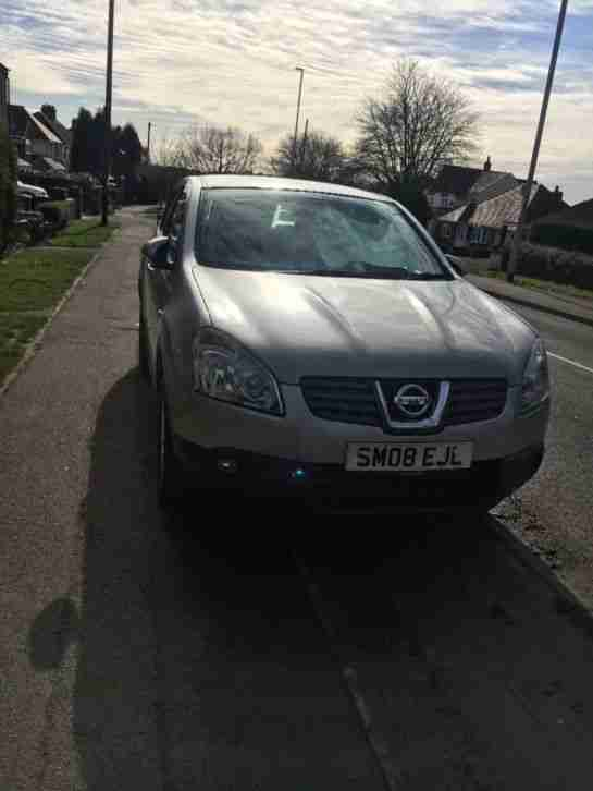Nissan Qashqai 1.6. Nissan car from United Kingdom