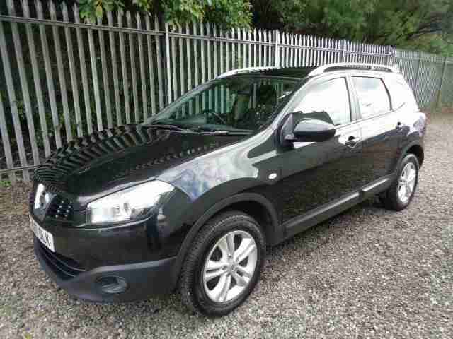 Nissan Qashqai+2 1.5dCi 2WD Acenta 2010 87,468 miles m.o.t 16 04 20