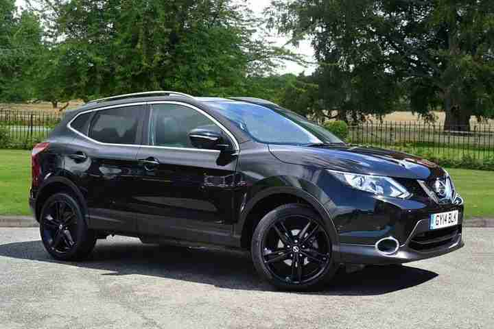 nissan qashqai 2014 diesel 1 5 dci tekna 5dr hatchback car for sale. Black Bedroom Furniture Sets. Home Design Ideas