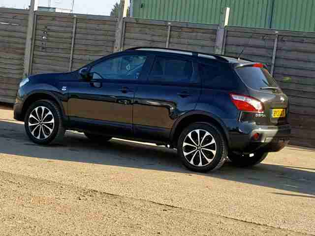 Nissan Qashqai 360. Nissan car from United Kingdom