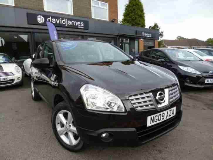 Qashqai ACENTA DCI FINANCE AVAILABLE