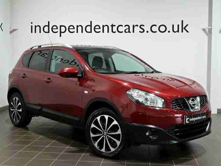 Nissan Qashqai Dci. Nissan car from United Kingdom