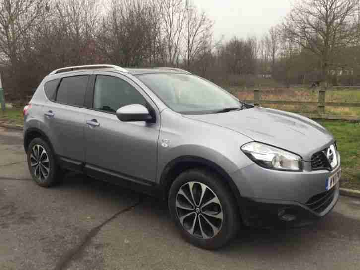 Nissan Quashqai N. Nissan car from United Kingdom