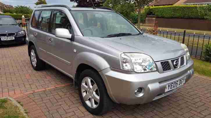 X Trail 2.2 DCi Sport 2005 Only 61667
