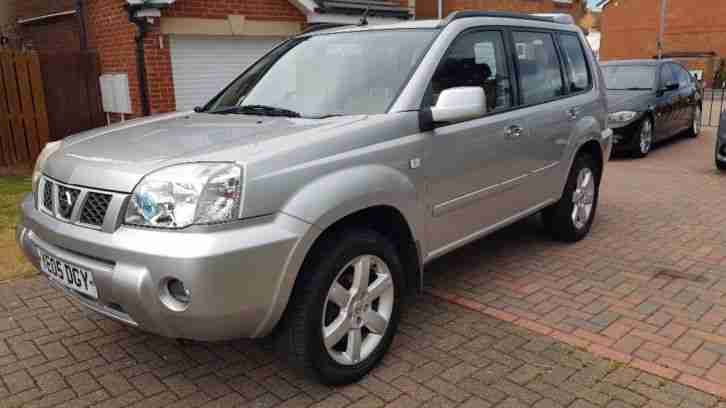 Nissan X-Trail 2.2 DCi Sport 2005 Only 61667 Miles Full Service History