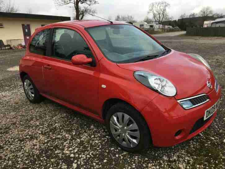 micra automatic low mileage