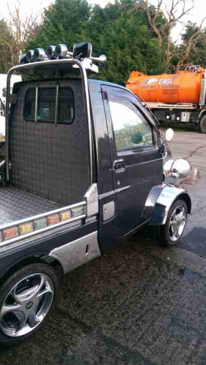 Matchless message Daihatsu midget wheelbase