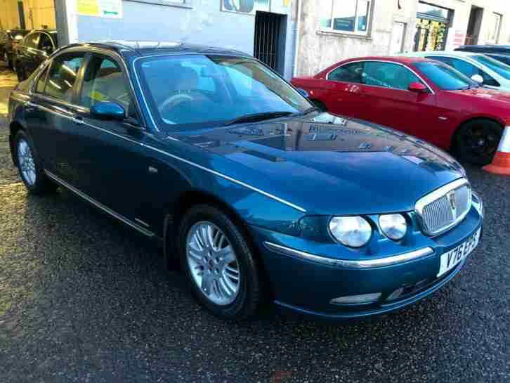 *ONLY 48000 GENUINE MILEAGE*-AUTOMATIC ROVER 75-FULL YEAR MOT_SERVICED*