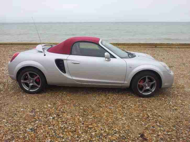 Our Beautiful Toyota MR2 Roadster MK3 FOR SALE Facelift Version