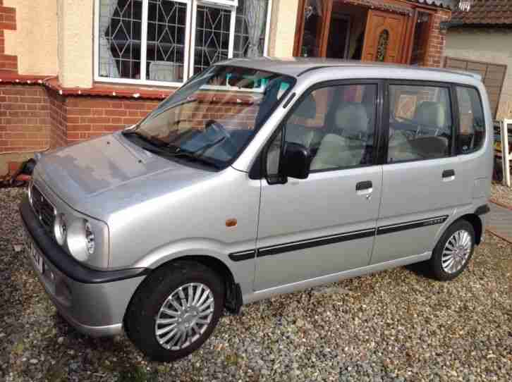 Perodua KENARI. Perodua car from United Kingdom