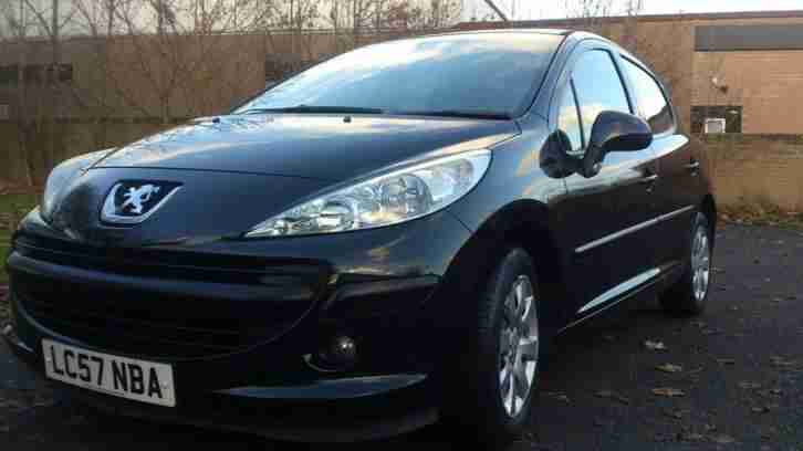 PEUGEOT 207 1.4s 2007 ONLY 34000miles