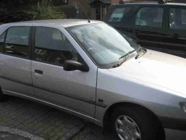 306 1.6 LX 9 MNTHS MOT RELISTED DUE
