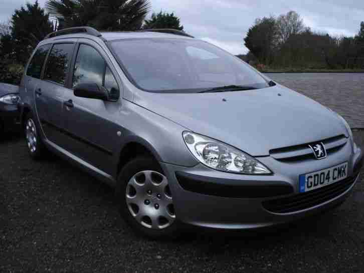 peugeot 307 1 4 hdi turbo diesel style cheap road fund licence car for sale. Black Bedroom Furniture Sets. Home Design Ideas