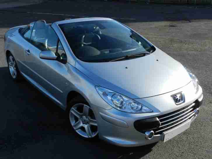 PEUGEOT 307 CC SE 2.0 HDI 2005 CONVERTIBLE NEW FLYWHEEL CLUTCH 12 MONTHS MOT