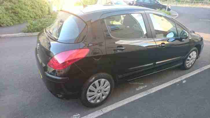 PEUGEOT 308 1.4 BLACK ONLY 41.000ml LOOK...12-mths m,o,t