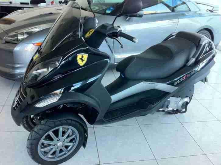 PIAGGIO MP3 250 FERRARI EDITION SPANISH REG!!!LHD IN SPAIN!!!!