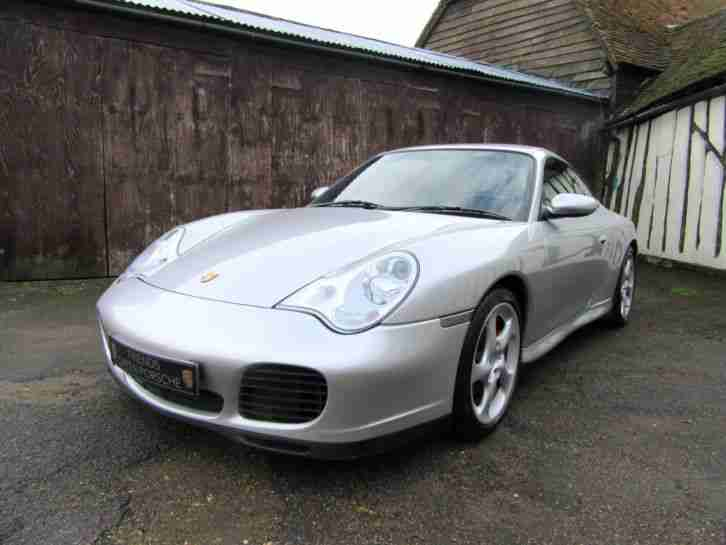 PORSCHE 911 996 CARRERA 4S MANUAL 55k Miles 2005 Reg AUCTION