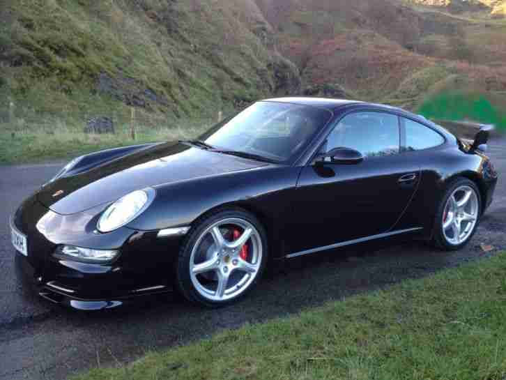 Porsche 911 997 Carrera 2 S Factory Gt3 Aero Kit Very Low