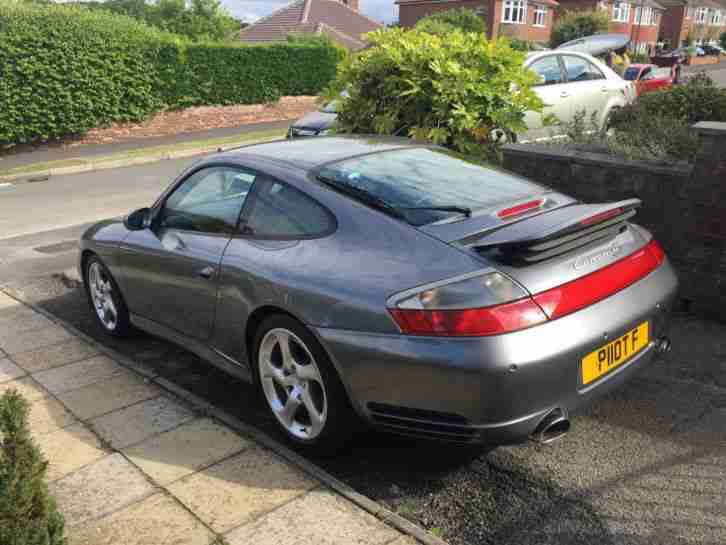 porsche 911 carrera 4s 2004 grey 996 pse turbo body c4s. Black Bedroom Furniture Sets. Home Design Ideas