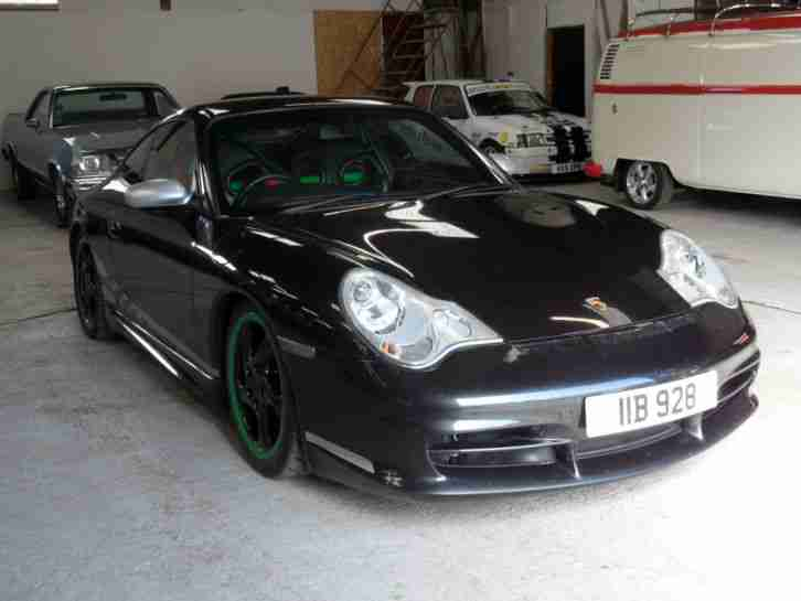 PORSCHE 911 CARRERA TIPTRONIC S UNIQUE GT3 REPLICA FORTUNES SPENT 1998