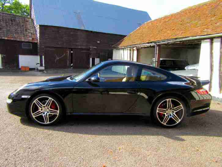 PORSCHE 997 911 CARRERA S 3.8 MANUAL ** Sport Chrono Pack ** High Spec **