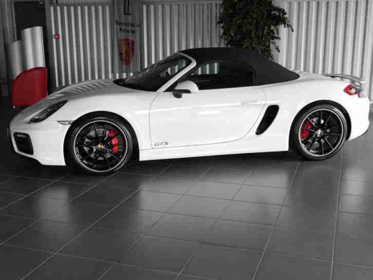 porsche boxster gts pdk pure white carbon leather int red car for sale. Black Bedroom Furniture Sets. Home Design Ideas