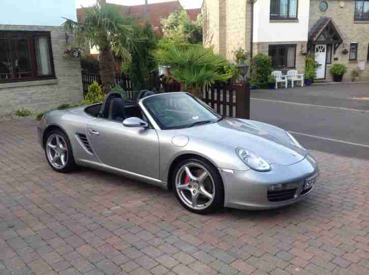 porsche boxster s 3 2 2006 car for sale. Black Bedroom Furniture Sets. Home Design Ideas