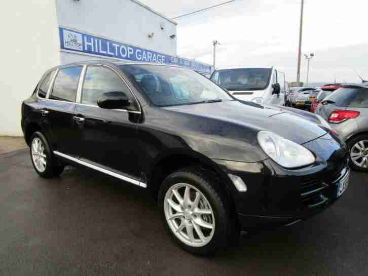 Porsche CAYENNE 3.2. Porsche car from United Kingdom