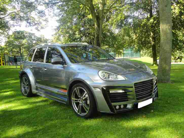 porsche cayenne 4 5s v8 gemballa wide bodykit lpg gas converted car for sale. Black Bedroom Furniture Sets. Home Design Ideas