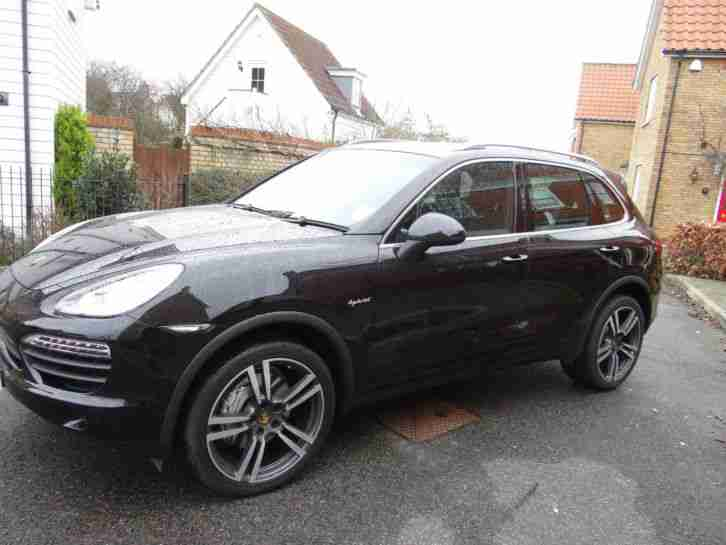 porsche cayenne e2 s hybrid tiptronic s 2014 2014 car. Black Bedroom Furniture Sets. Home Design Ideas