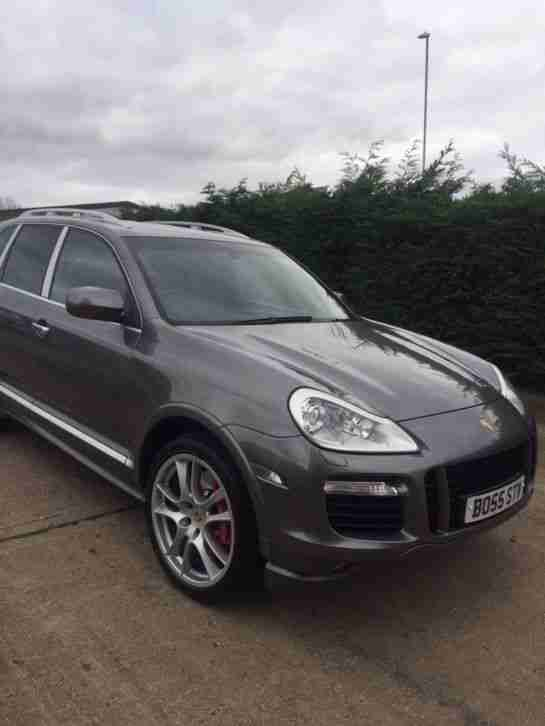 PORSCHE CAYENNE TURBO 2008 '58' - inc Factory Fitted Electric Towbar (3k option)