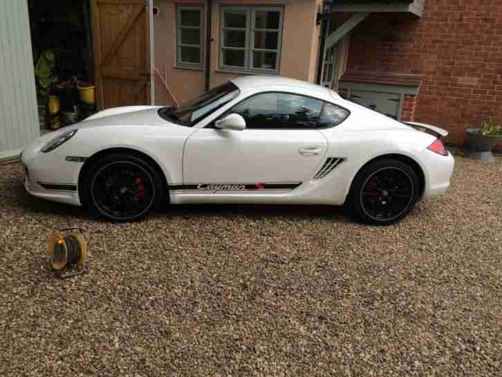 Porsche CAYMAN GEN. Porsche car from United Kingdom