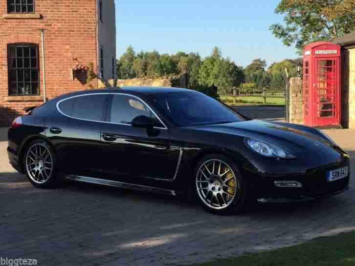 PANAMERA TURBO PDK SPORTS CHRONO+