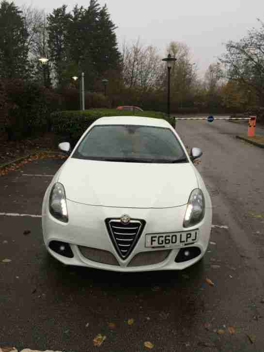 POWERFUL GIULIETTA 2.0 JTDM
