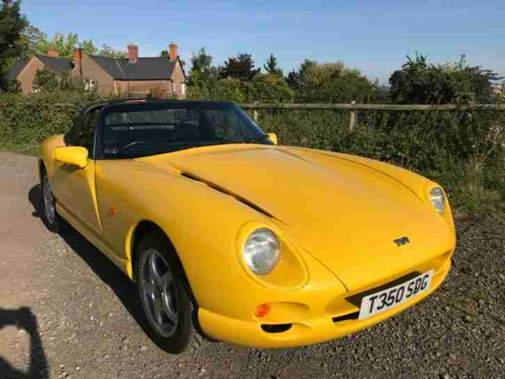 TVR PRE PURCHASE. TVR car from United Kingdom
