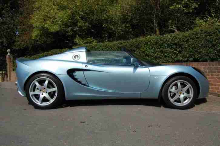 PRISTINE CONDITION ELISE RACETECH FULLY