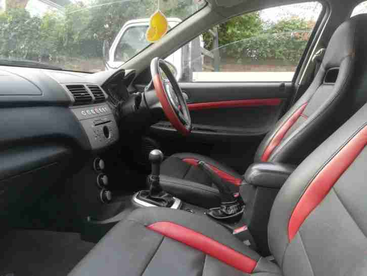PROTON GEN 2 2008 PLATE 1.6 LPG/GAS/PETROL 07948032527 RED/BLACK LEATHERS