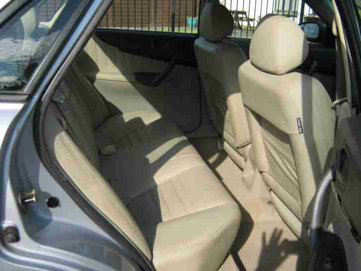 PROTON IMPIAN 2006 1.6 16V 49,000 FULL LEATHER-AIR-CON HISTORY.BEAUTIFUL CAR.