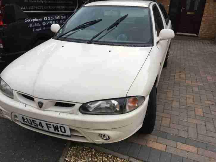 Proton JUMBUCK GL WHITE 2005 1500 PETROL PICK UP. car for sale