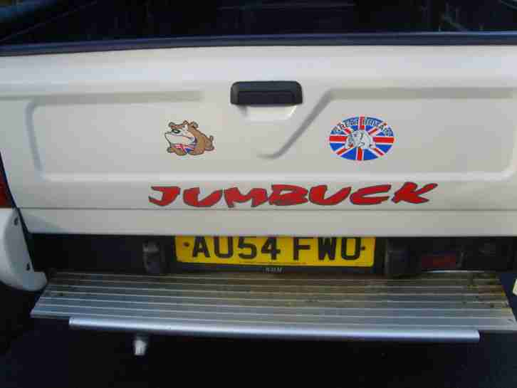 PROTON JUMPBUCK PICKUP 1.5 2005