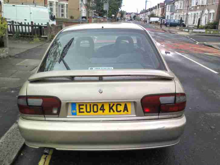 PROTON PERSONA 5 DOOR IN GOLD 49K MILES ONLY £500 O.V.N.O
