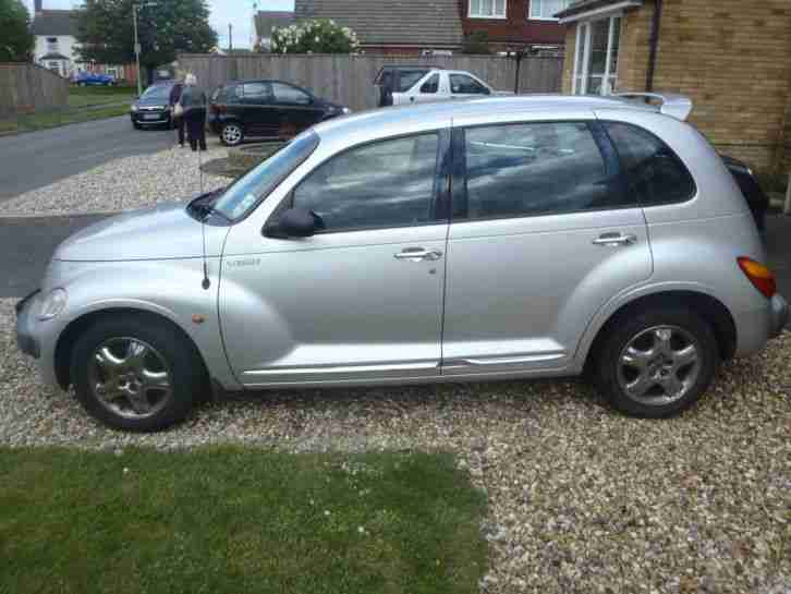 Pt Cruiser Limited Crd Silver Moted 08 10 16 Car For Sale