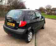 Part Ex to clear, Hyundai Getz 1.1 with Long Mot