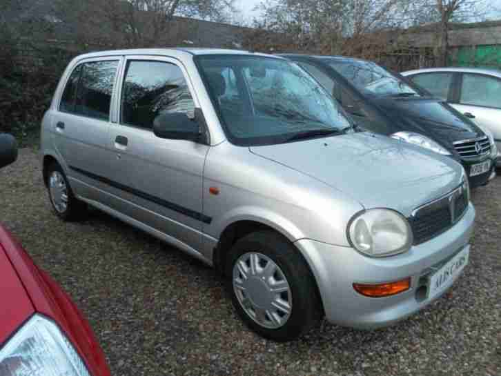 Perodua Kelisa 1.0 GXi SE 5 DOOR HATCH BACK